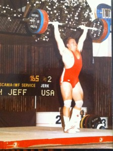 Jr Nationals - clean & jerk